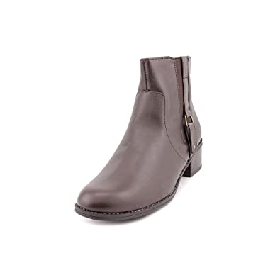 Womens Dara Round Toe Ankle Fashion Boots