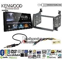 Volunteer Audio Kenwood DDX9904S Double Din Radio Install Kit with Apple CarPlay Android Auto Bluetooth Fits 2006-2008 Hyundai Azera