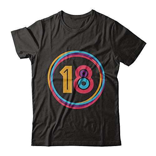 Teely Shop Women's Woman's 18 Years Old Costume Birthday Next Level - Unisex Fitted -
