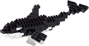 Nanoblocks Orca Whale Building Kit
