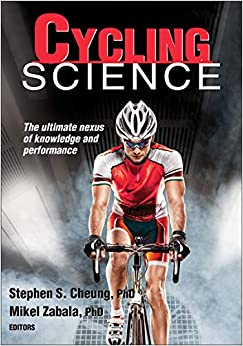 Book's Cover of Cycling Science (Sport Science) (Inglés) Tapa blanda – 21 junio 2017