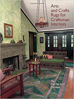 Arts And Crafts Rugs For Craftsman Interiors: The Crab Tree Farm  Collection: David Cathers, Linda Parry, Diane Boucher, Ann Lane Hedlund,  Dru Muskovin: ...