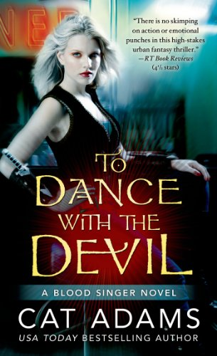 book cover of To Dance With the Devil