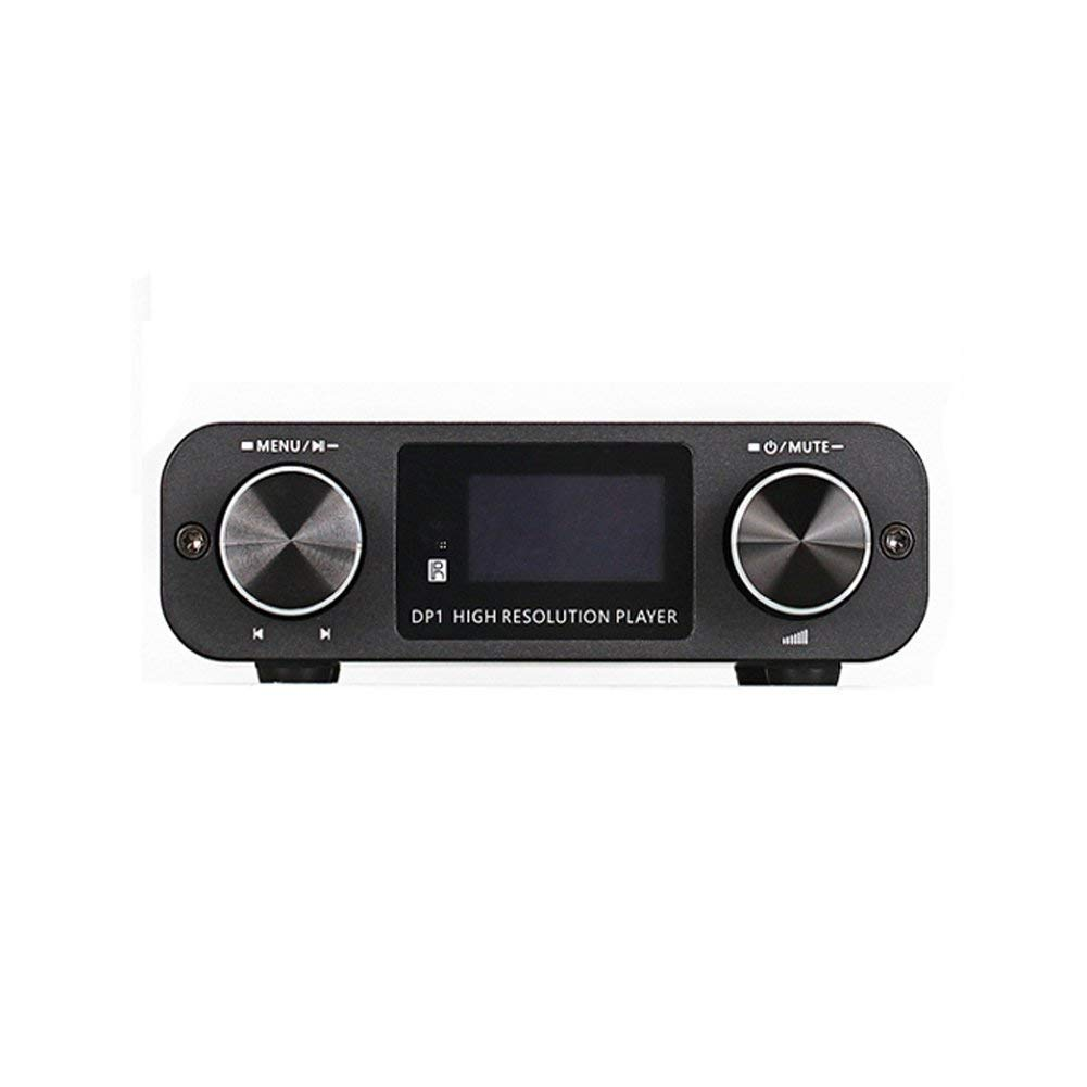 Amazon.com: s.m.s.l DP1 jugador DAC Audio Digital con ...