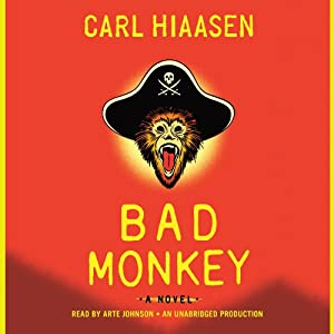 Bad Monkey Hörbuch
