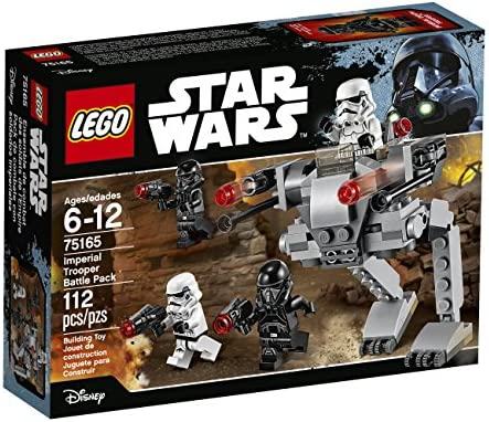 LEGO star wars imperial trooper battle pack 75165 juguete de ...