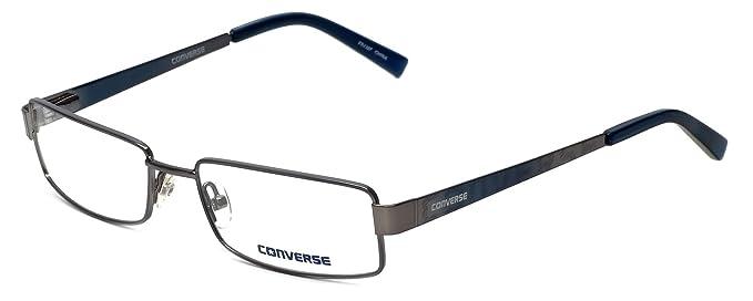 f098387c0b5ab2 CONVERSE Monture lunettes de vue FAR OFF Argent 53MM  Amazon.fr ...