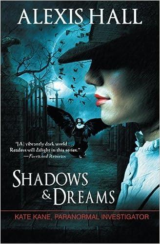 Shadows & Dreams (Kate Kane: Paranormal Investigator ...