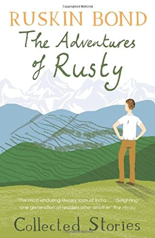 book cover of The Adventures of Rusty