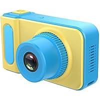 BOBLOV Cámara para Niños, 2.0 Pulgadas Video Kids Camera con 16G Tarjetas Cámaras Digitales Mini Videocámara Infantil , Regalos de Cumpleaños y Navidad para Niños y Niñas