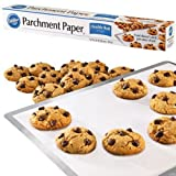 Wilton 415-1010 Single Roll Silicone Treated Parchment Paper