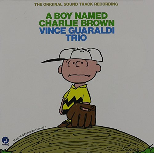 A Boy Named Charlie Brown by Vince Guaraldi Trio (Vince Guaraldi A Boy Named Charlie Brown)
