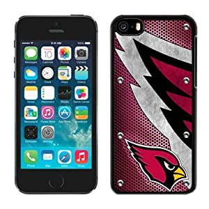 Custom Iphone 5c Case NFL Arizona Cardinals 23 Sports New Style