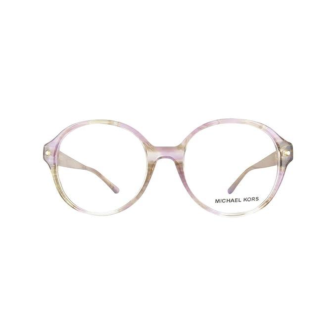 Michael Kors Kat, Monturas de Gafas para Mujer, Marrón (Purple Floral), 51: Amazon.es: Ropa y accesorios