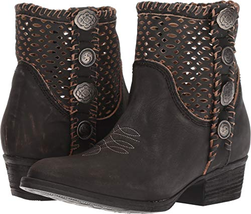Corral Boots Women's Q0117 Black 7 B US