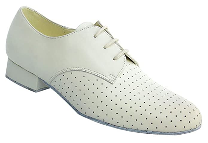 Retro Style Dance Shoes  Mens Ballroom Salsa Wedding Competition Dance Shoes The Ben $74.99 AT vintagedancer.com