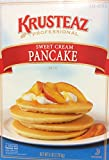 Krusteaz SWEET CREAM PANCAKE Mix 5lbs. (2-Pack) Restaurant Quality