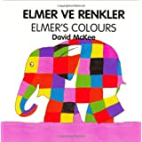 Elmer's Colours (English–Turkish) (Elmer series)