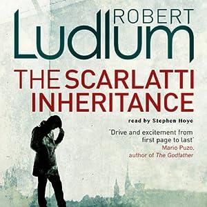The Scarlatti Inheritance Audiobook