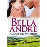 Always On My Mind (The Sullivans Book 8)