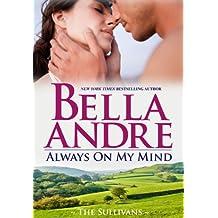 Always On My Mind (The Sullivans Book 8)