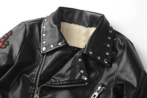 d91355a3b060 Jual The Twins Dream Girls Leather Jacket Kids Leather Jackets Boys ...