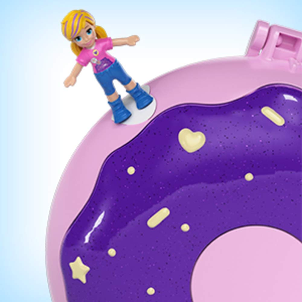 Amazon.com: Polly Pocket Donut Pijama Party: Toys & Games