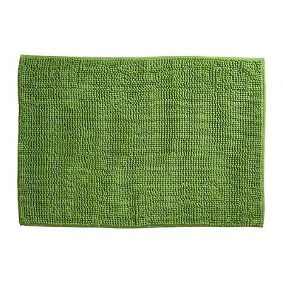 Ikea TOFTBO Badematte Mikrofaser 40 x 60 cm luxuriös weich (grün)