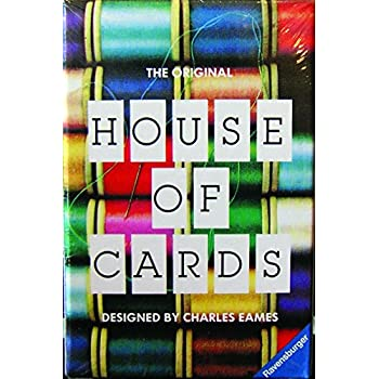 Eames House Of Cards Amazon