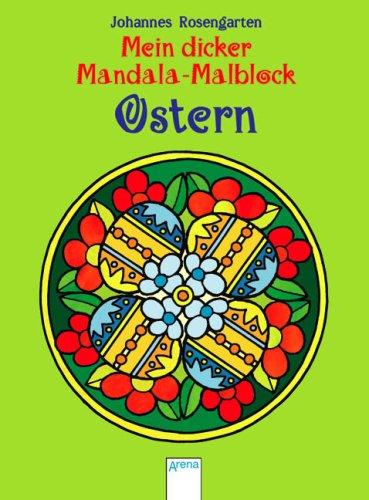 Mein dicker Mandala-Malblock - Ostern