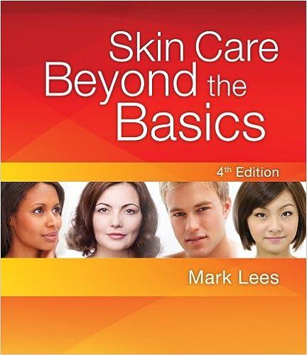 Skin care beyond the basics 9781435487451 medicine health skin care beyond the basics 4th edition fandeluxe Images