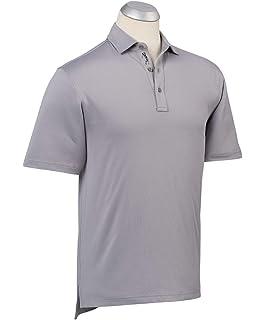 f8a7665b3c00 Bobby Jones Golf Apparel - Short Sleeve XH2O Performance Jersey Solid Polo  Shirt for Men