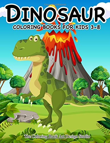 Download Dinosaur Coloring Books For Kids 3 8 Dinosaur Coloring