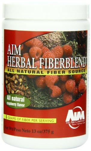 AIM Herbal Fiberblend Raspberry Powder 13 oz. ()