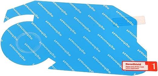 Transparenter Motorrad Tacho Displayschutzfolie TPU Armaturenbrett Abdeckfolie Film Transparenter Aufkleber f/ür CB125R//CB300R 2018-2019
