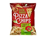 Oven Baked Pizza Chips, Tomato & Basil, 4.5oz (Pack of 6) Review