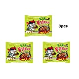 #8: 3pcs Samyang Jjajang Buldak Spicy Black Bean Roasted Chicken Ramen Noodle