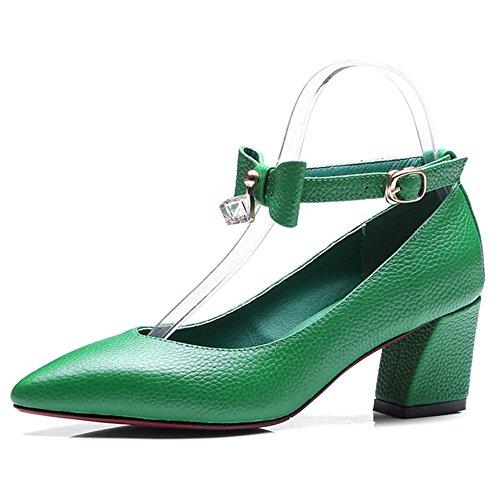 Nine SevenHeels - Zapatos de tacón  mujer Verde