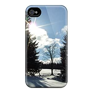 Awesome Case Cover/iphone 6 plus Defender Case Cover(winter Sun)