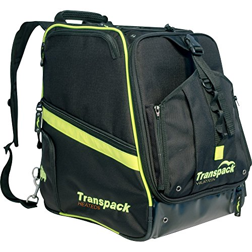 Transpack Heated Boot Pro Ski/Snowboard Boot and Gear Bag/Backpack 2018 ()