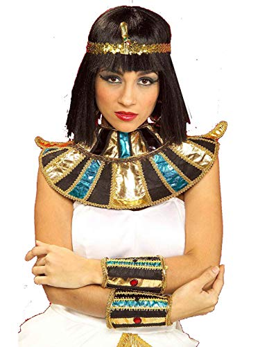 Forum Novelties Incredible Character Egyptian Costume Collar ()
