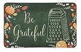 Cypress Home Be Grateful Kitchen Mat