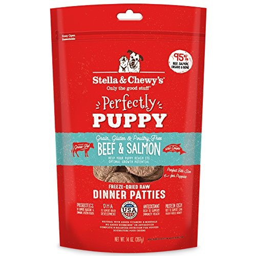 Stella & Chewy's PPFD-BS-14 Dinner Beef Patty Dog Food, 14 oz.