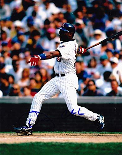 Dave Clark Autographed Photograph - 8x10 - Autographed MLB Photos