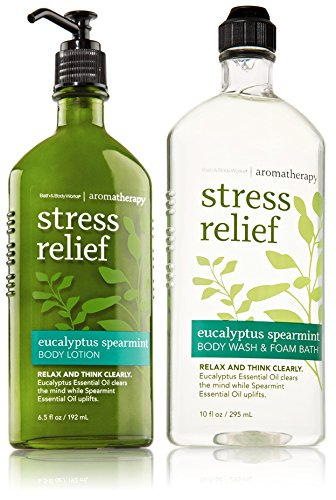 Bath Body Works Aromatherapy Eucalyptus