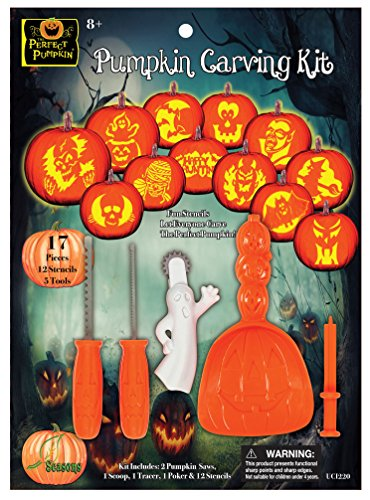 The Perfect Pumpkin Seasons (HK) CI220 17-Piece Deluxe