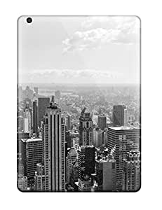 Ipad Air Cases Slim [ultra Fit] York Black And White Protective Cases Covers