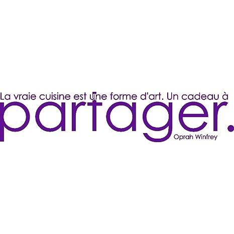 Oprah Winfrey Quote Sticker Self Adhesive Ref T Mk1061 Violet