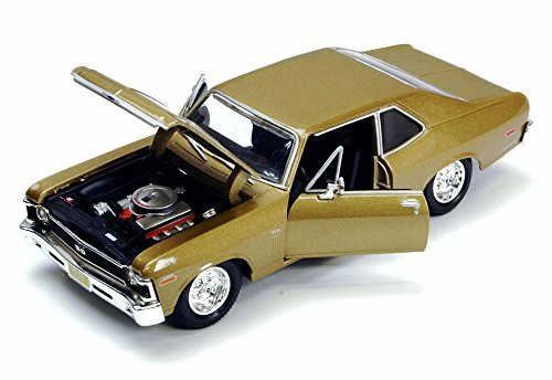 1970 Coupe - Maisto 1:24 W/B Special Edition 1970 Chevrolet Nova Ss Coupe Diecast Vehicles