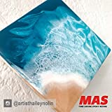 MAS Art Pro Epoxy Resin & Hardener | Two Part Art